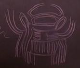 Owl Cave petroglyph