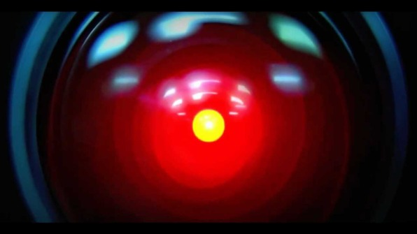 HAL, from 2001: a Space Odyssey