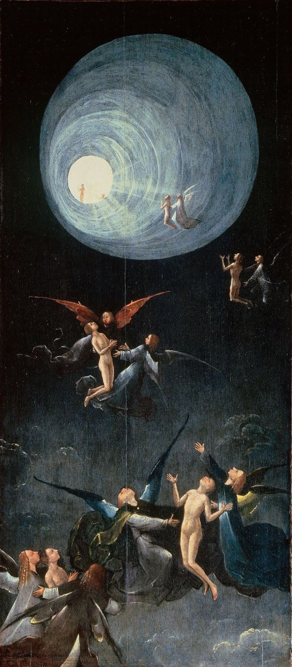 Bosch - Ascent of the Blessed