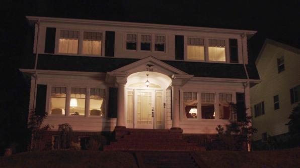 Palmer's House