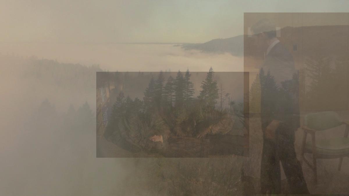 Superimposition Twin Peaks
